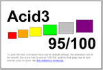 Internet explorer 9 acid3