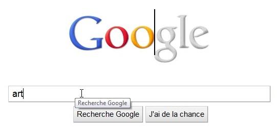 Logo Google du 8 septembre 2010