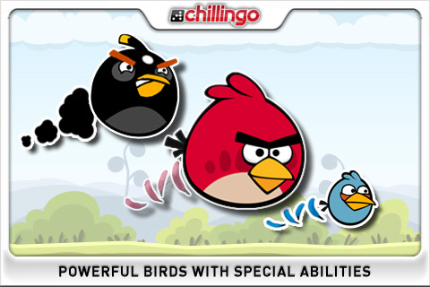 Angry Birds : un jeu à succès