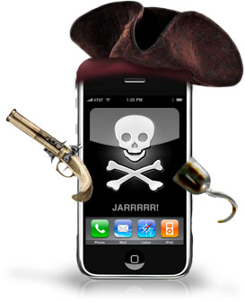 iphone piratage Le piratage sur Iphone