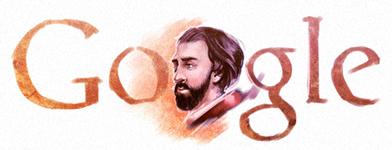 Logo Google Alfred de Musset