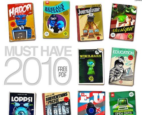 Owni : 11 Ebooks gratuits pour faire le point sur 2010