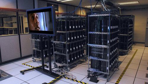 Un super ordinateur pas comme les autres...