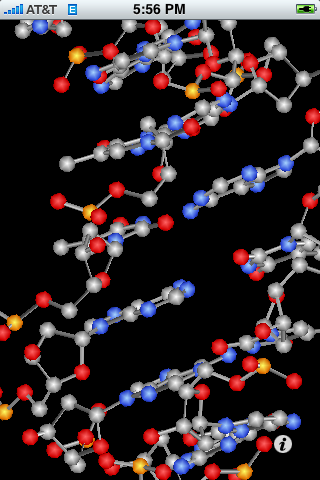 Molecule pour Iphone