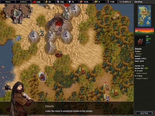 Battle for Wesnoth (version desktop)