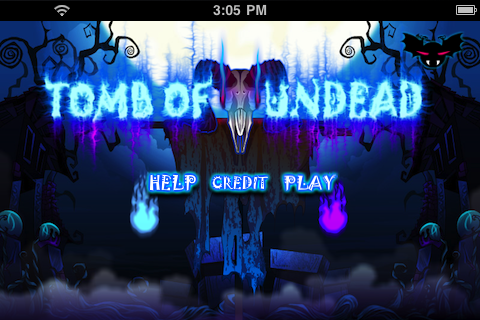 Tomb of undead : un jeu de mémoire horrifique