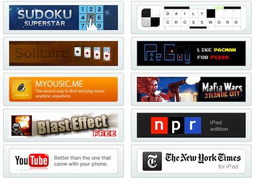 Les applications webapp pour mobiles de plus en plus nombreuses