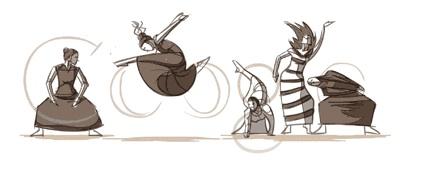 Doodle du 11 mai 2011