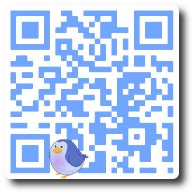 QR Code : compte Twitter d'Arténet