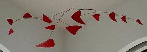 Mobile Rouge de Calder