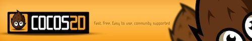 Cocos2D framework de développement de jeux videos pour IOS
