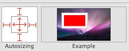 Etirez vos objets XCode