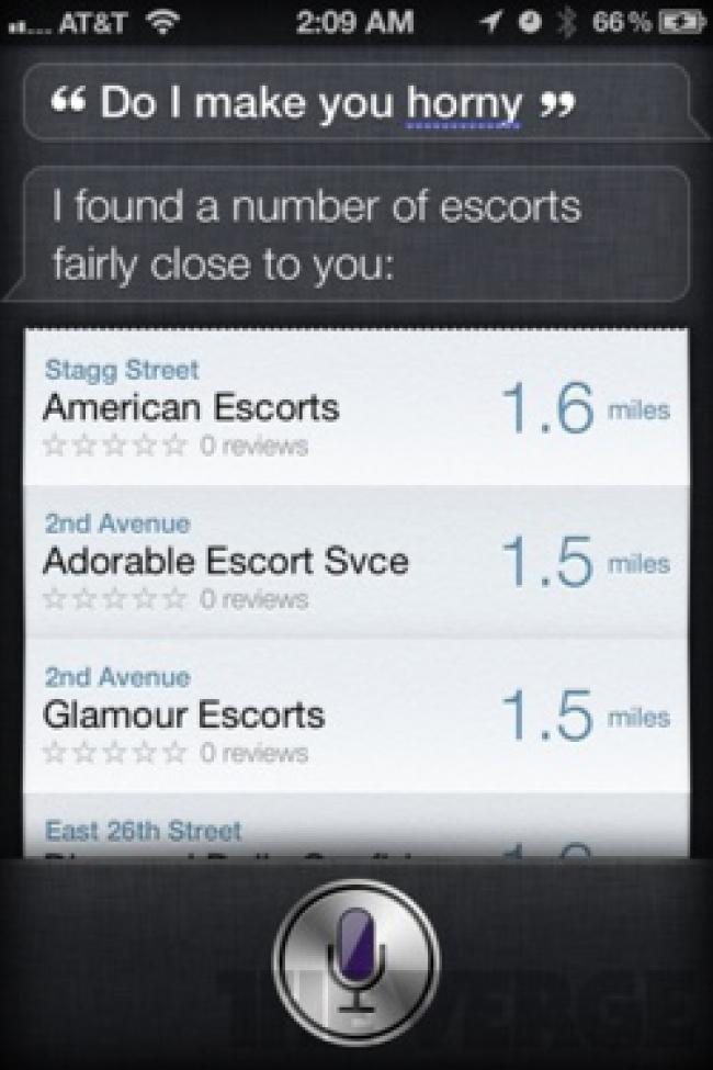 iphone 4s siri reponses insolites 3 Siri et liPhone 4S font le buzz