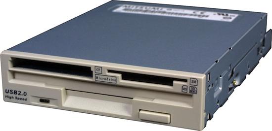 lecteur disquette Que faire de ses vieux lecteurs de disquettes ?