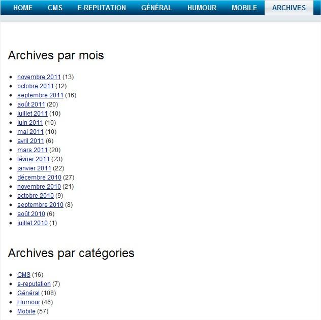 archive-wordpress
