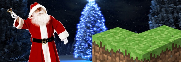 Minecraft et Noël