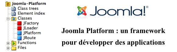 Joomla Platform : framework développement PHP et Mysql