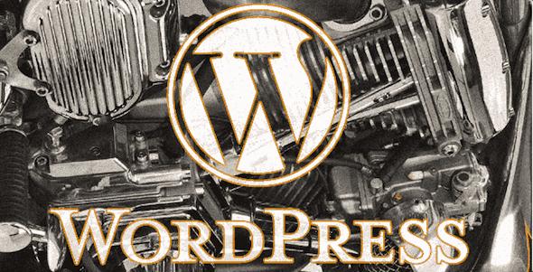 Wordpress child theme : thème enfant
