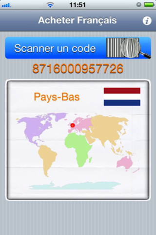 application iPhone made in Acheter français grâce à votre iPhone