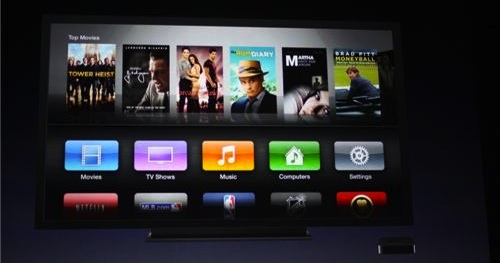 Nouvelle Apple TV