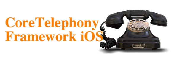 Core Telephony : programmation iOS