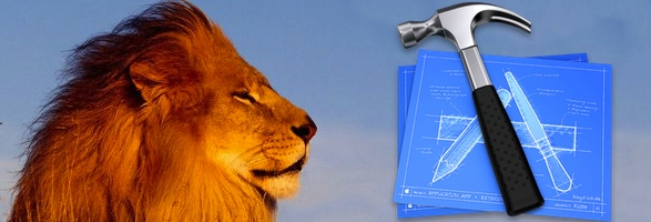 Xcode et Mac Os Lion / Snow Leopard