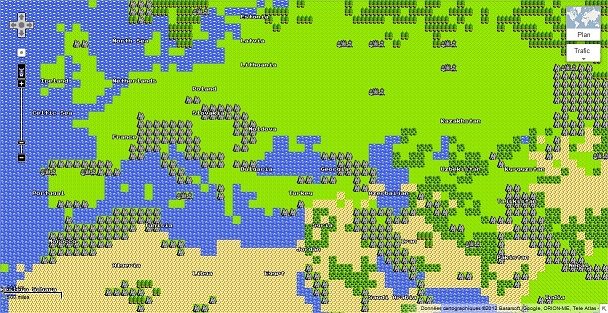 carte-google-map-8-bit