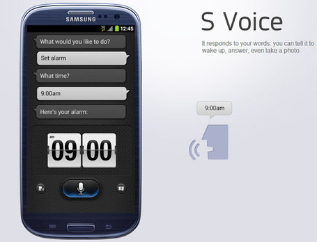 comment regler s'voice s3