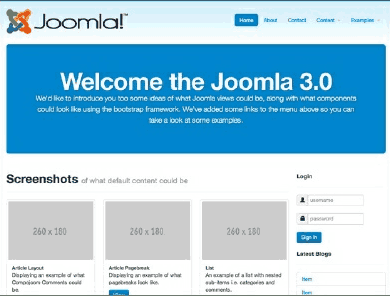 Template joomla pour site de rencontre