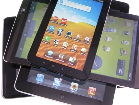 tablettes tactiles iPad, Android, Windows : Quelle tablette pour noël ?