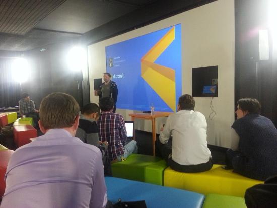 conférence Bing