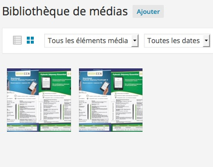 bibliothèque-media-wordpress
