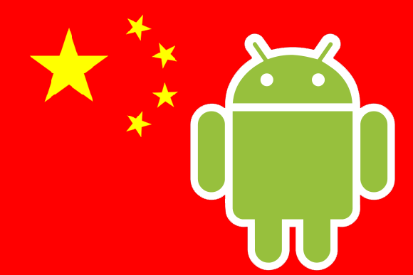 Les smartphones Android chinois
